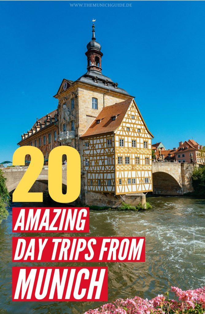 The 20 best day trips from Munich. A detailed guide for tourists with the top highlights and tourist attractions near Munich. Everything you need to plan your perfect Munich itinerary.