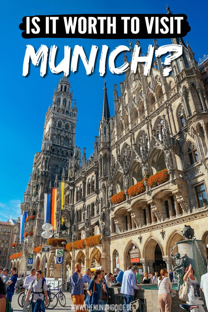 Is it worth to visit Munich, Germany? 10 reasons why Munich should be part of every Germany itinerary! Bavaria's capital is nothing short of amazing and there are so many tourist attractions and things to do in Munich