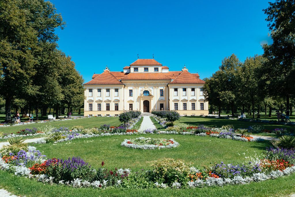Th enchanting Lustheim Palace near Munich