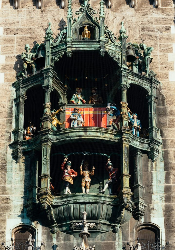 The Munich Glockenspiel