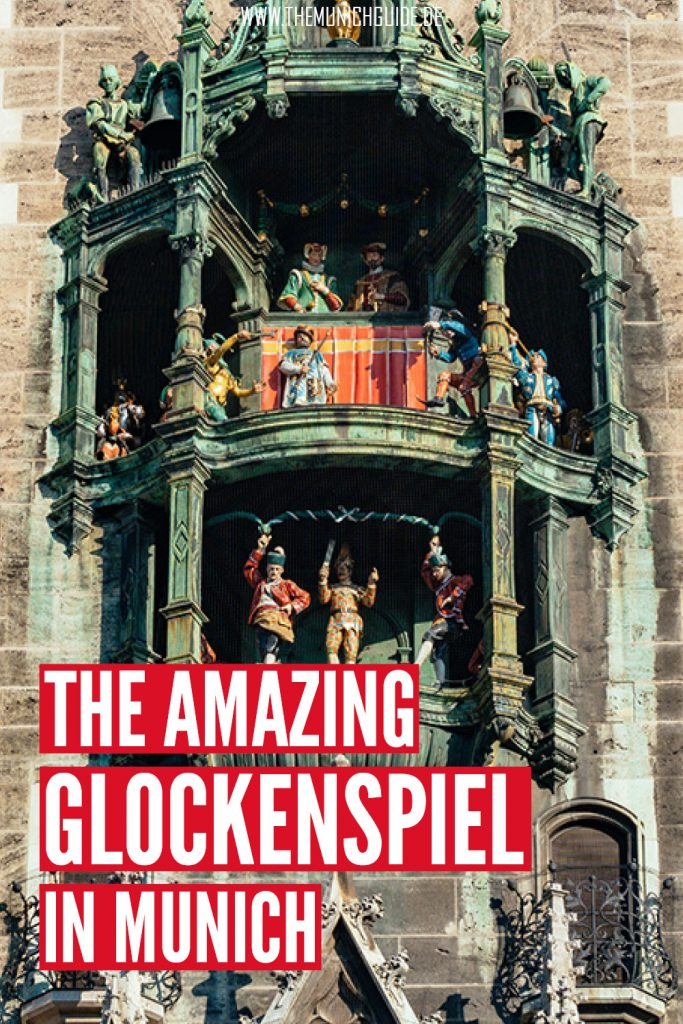 The Munich GLockenspiel - everything you need to know. When it plays, how to get there and what to know about it's history