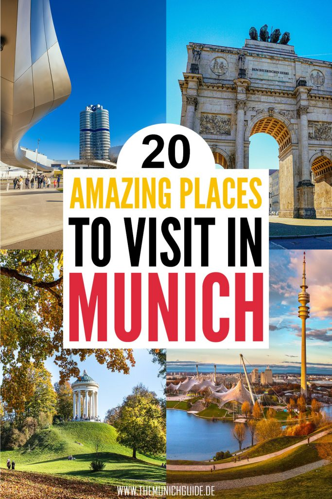 20 amazing things to do in Munich. A detailed travel guide with the top tourist attractions in Munich, Germany. bavaria's capital has so many beautiful highlights and points of interest. Plan your perfect Munich itinerary | Munich photography inspiration.