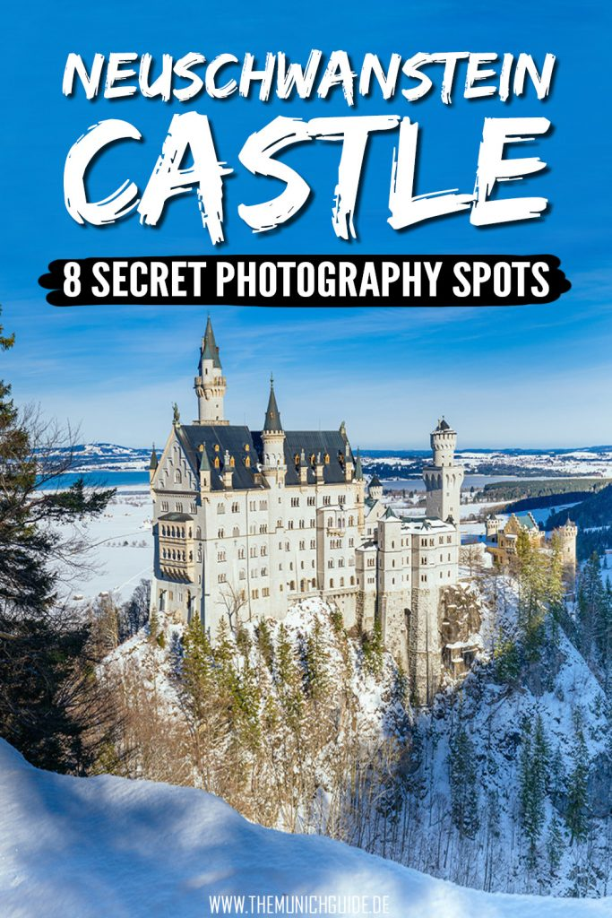 The best Neuschwanstein Castle photography spots all in one travel guide by a local. Visiting Bavaria and looking for the most instagramable spots near Neuschwanstein? This list has you covered
