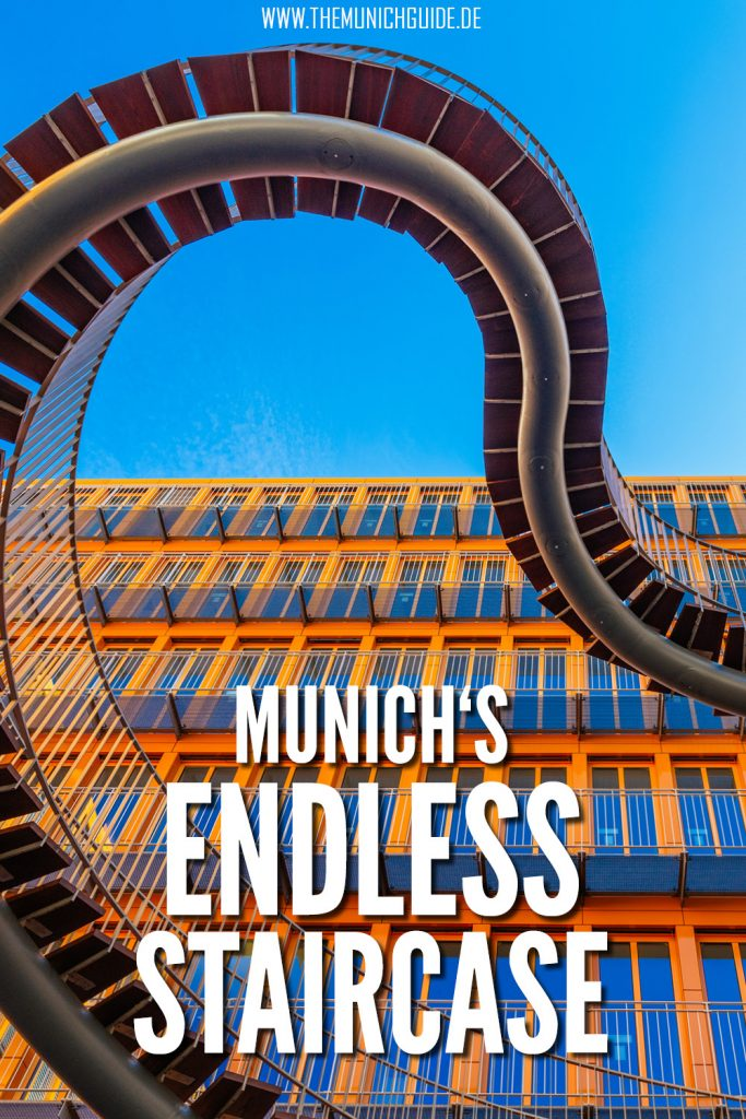 A guide to the endless staircase Umschreibung in Munich