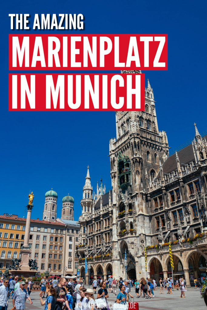 The amazing Marienplatz in Munich. Everything you need to know about the central square in Bavaria's capital.
